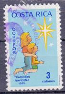 COSTA RICA - 1985-  -Mi.Nr.1260- Y&T Nr.421  - Gestempeld/Oblitèré/Usado/Gebraucht/Used-   ° - Costa Rica