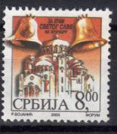Yugoslavia,For Completion Of Construction St.Sava Temple 2003.,MNH - 1992-2003 Federal Republic Of Yugoslavia