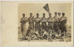 Real Photo Partagas Cuban Cigars Team BBC Partagas Base Ball Equipo De Pelota Cubano - Baseball