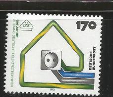 ALEMANIA 1993 ELECTROTECNICA ELECTRICIDAD ENERGIA - Electricidad