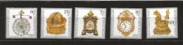 ALEMANIA 1992 ARTESANIA RELOJES JOYAS - Relojería