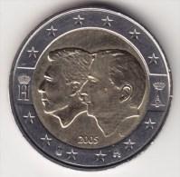 @Y@    Belgie   2 Euro Commemorative 2005     (2986) - Belgium