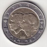 @Y@    Belgie   2 Euro Commemorative 2005     (2987) - Belgium