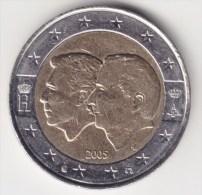 @Y@    Belgie   2 Euro Commemorative 2005     (2989) - Belgique