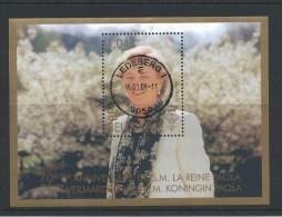 - BLOKKEN  BELGIE   GESTEMPELD  O.P.C.  NR°  146   Catw   2.40  Euro - Blocks & Sheetlets 1962-....