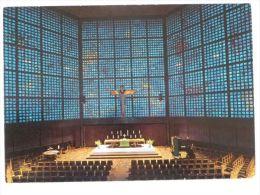 Berlin Kaiser Wilhelm Kirche  / Germany - Eglises Et Couvents
