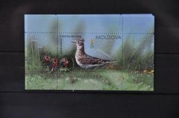 Q 023 ++ MOLDOVA 2015 VOGELS BIRDS OISEAUX MNH ** - Unclassified