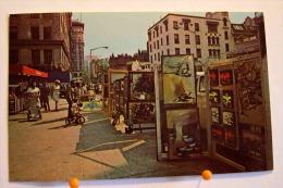 GREENWICH VILLAGE NEW YORK CITY BOHEMIAN ATMOSPHERE 1969 SCAN R/V - Greenwich Village