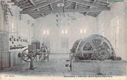 81 - Rabastens - Intérieur Usine Hydro-électrique - Rabastens