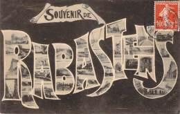 81 - Rabastens - Souvenir De Rabastens - Rabastens