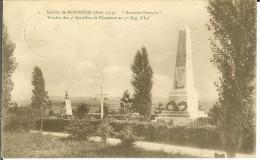 CPA  Souvenir Français, Tombes Des 4e Bataillons De Chasseurs Et 17e Rég. D'infanterie  3051 - War Memorials