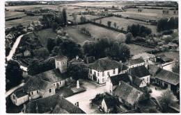 FR-3184   SAINT-BONNET-en-BRESSE : Vue Aerienne- L'Eglise - Louhans