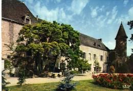 Château De FLEURVILLE - Belle Demeure Ancienne Dans Un Joli Parc..  2 Scans  TBE - Unclassified