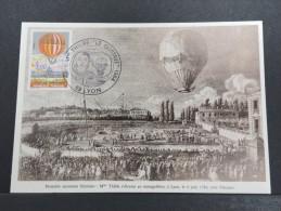MONTGOLFIERES - Détaillons Collection De Carte Maximum - A Voir - Lot N° 10923