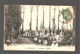 Mouvaux  Le Cimetière - France