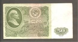 RUSSIE  50 Roubles  1961 - Russie