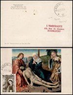 ZA010 Carte Postale De Anderlecht En Ville 1950 - Cartas Commemorativas