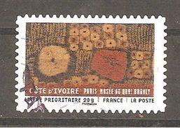 France   2011   A A 513   Oblitéré Cachet Rond - Luchtpost