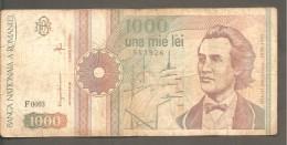 Roumanie 1000 LEI Pick 101A - Roumanie
