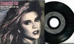 "Samantha Fox""45t Vinyle""Naughty Girls"" - Disco, Pop"