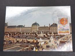 MONTGOLFIERES - Détaillons Collection De Carte Maximum - A Voir - Lot N° 10931