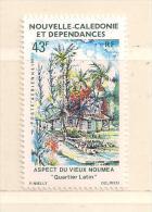 NOUVELLE CALEDONIE  ( NC - 681 )   1981   N° YVERT ET TELLIER  N° 218      N** - Poste Aérienne