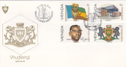 Venda 1979 Independence FDC - Venda