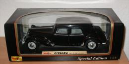Citroen 15 CV  6 Cyl Von 1952 - Maisto