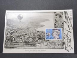 MONTGOLFIERES - Détaillons Collection De Carte Maximum - A Voir - Lot N° 10933