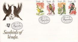 Venda 1981 Sunbirds Of Venda FDC - Venda