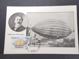 MONTGOLFIERES - Détaillons Collection De Carte Maximum - A Voir - Lot N° 10934