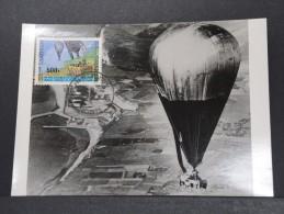 MONTGOLFIERES - Détaillons Collection De Carte Maximum - A Voir - Lot N° 10936