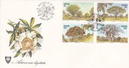 Venda 1982 Trees FDC - Venda