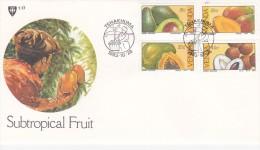 Venda 1983 Subtropical Fruits FDC - Venda