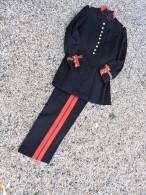 TRES BEL UNIFORME 1931 GRANDE TENUE 6° REGIMENT ARTILLERIE   à Voir .......... - Uniform