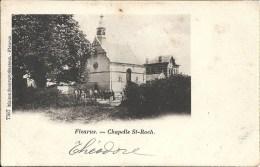 FLEURUS : Chapelle St-Roch - Cachet De La Poste 1902 - Fleurus