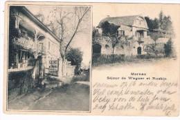 FR-3200   MORNEX : Sejour De Wagner Et Ruskin - Saint-Julien-en-Genevois