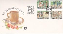 Venda 1988 Venda Coffee Industry FDC - Venda