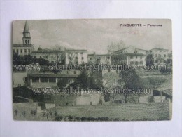 Pinguente 8 Buzet Istria Istra Panorama Ed V Stein No 1116 - Croacia