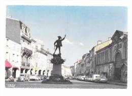 Remiremont : Statue Du Volontaire De 1792. (Voir Commentaires) - Remiremont
