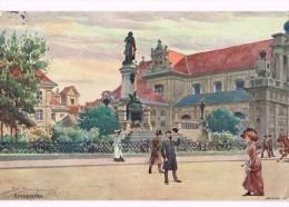 Warszawa - Warschau - Varsovie - 1916 - Salon Kulikowskiego - Pologne