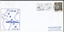 Schiffpost - Polare Shiffe & Eisbrecher