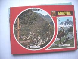 Andorra  Les Escaldes And Vall - Andorra
