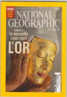 REVUE NATIONAL GEOGRAPHIC FR N° 114  Nouvelle Ruée Vers L'or - Géographie