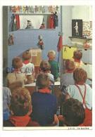 """Enfants Et Théâtre De Marionnettes. Les """"Enfants Prévoyants"""". J.C.O. - La Louvière - Spectacle"""
