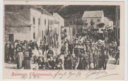 Lux161 / LUXEMBURG -  Osterprozession 1902 In Echternach - 1895 Adolphe Right-hand Side