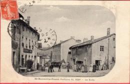 CPA 43 SainT Bonnet Le Froid  Les Ecoles   St C/ Montfaucon En Velay - Sonstige Gemeinden