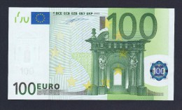 (BE8) - 100 EUROS - S - DUISENBERG - J005E2 - SC(-) - EURO