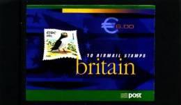 IRELAND/EIRE - 2004  € 6  BOOKLET  PUFFIN  FINE  USED  FDI CANCEL - Libretti