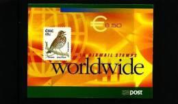 IRELAND/EIRE - 2004  € 6.50  BOOKLET  SONG THRUSH  FINE  USED  FDI CANCEL - Libretti
